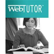 WebTutor on Blackboard 1-Semester Instant Access Code for Miller/Jentz's Fundamentals of Business Law: Summarized Cases by MILLER/JENTZ, 9780324786590