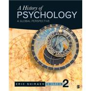 A History of Psychology by Shiraev, Eric, 9781452276595