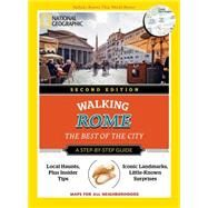National Geographic Walking Rome by Parla, Katie, 9781426216596