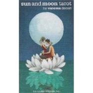Sun and Moon Tarot by DECORT VANESSA, 9781572816596