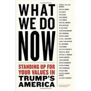 What We Do Now: Standing Up for Your Values in Trump's America by Johnson, Dennis; Merians, Valerie, 9781612196596