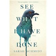 See What I Have Done by Schmidt, Sarah, 9780802126597