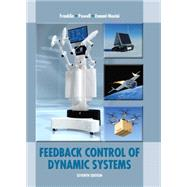 Feedback Control of Dynamic Systems by Franklin, Gene F.; Powell, J. David; Emami-Naeini, Abbas, 9780133496598