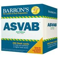 Barron's ASVAB by Duran, Terry L., 9780764166600