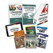 Conventions and Craft, Grade 5 A Full Year of Literature-Based Micro-Workshops to Build Essential Understandings for Grammar, Sentence Structure & Word Study by Hoyt, Linda, 9781338126600