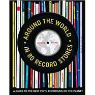 Around the World in 80 Record Stores by Barnes, Marcus, 9781911026600