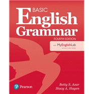 Basic English Grammar with MyEnglishLab by Azar, Betty S; Hagen, Stacy A., 9780134656601