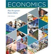 Economics by Krugman, Paul; Wells, Robin, 9781319066604
