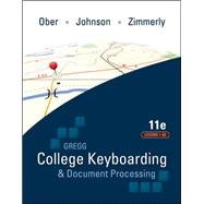 Ober:  Kit 1: (Lessons 1-60) w/Word 2010 Manual by Ober, Scot, 9780077356606