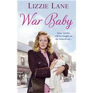 War Baby by Lane, Lizzie, 9780091956608