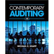 Contemporary Auditing by Knapp, 9781285066608