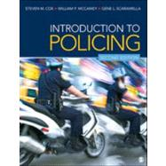 Introduction to Policing by Steven M. Cox, 9781452256610