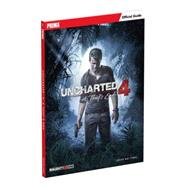 Uncharted 4 a Thief's End Strategy Guide by Prima Games, 9780744016611