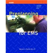 Preplanning for Ems by Porter, Warren, 9780763746612