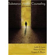Substance Abuse Counseling by Lewis, Judith A.; Dana, Robert Q.; Blevins, Gregory A., 9781337566612