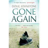 Gone Again by Johnstone, Doug, 9780571296613