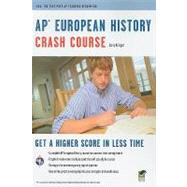 Ap European History Crash Course by Krieger, Larry, 9780738606613