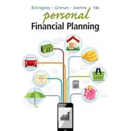 Personal Financial Planning by Billingsley, Randy; Gitman, Lawrence J.; Joehnk, Michael D., 9781305636613