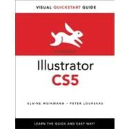 Illustrator CS5 for Windows and Macintosh Visual QuickStart Guide by Weinmann, Elaine; Lourekas, Peter, 9780321706614
