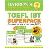 Toefl Ibt Superpack by Sharpe, Pamela J., Ph.D.; Matthiessen, Steven, 9781438076614