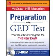 McGraw-Hill Education Preparation for the GED® Test with DVD-ROM by Editors of McGraw-Hill Education, 9780071846615