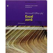 Bundle: New Perspectives Microsoft Office 365 & Excel 2016: Comprehensive, Loose-leaf Version + SAM 365 & 2016 Assessments, Trainings, and Projects with 1 MindTap Reader Multi-Term Printed Access Card by Parsons, June Jamrich; Oja, Dan; Carey, Patrick; DesJardins, Carol, 9781337216616