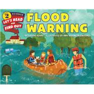 Flood Warning by Kenah, Katharine; Schimler-safford, Amy, 9780062386618