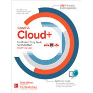 CompTIA Cloud+ Certification Study Guide, Second Edition (Exam CV0-002) by Wilson, Scott; Vanderburg, Eric, 9781260116618