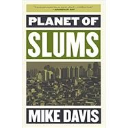 Planet of Slums by DAVIS, MIKE, 9781784786618