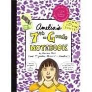 Amelia's 7th-Grade Notebook