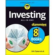 Investing All-in-one for Dummies by Griswold, Robert S.; Krantz, Matt; Mladjenovic, Paul; Tyson, Eric; Wild, Russell, 9781119376620