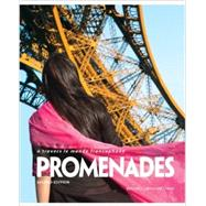 Promenades, 2nd Student Edition w/ Supersite & webSAM Code (Promenades by Vista Higher Learning, 9781618576620