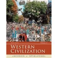Western Civilization, Volume C: Since 1789 by Spielvogel, 9781285436623