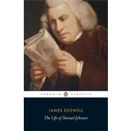 The Life of Samuel Johnson by Boswell, James (Author); Womersley, David P. (Editor); Womersley, David P. (Introduction by), 9780140436624