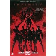 New Avengers Volume 2 by Hickman, Jonathan; Deodato, Mike, 9780785166627