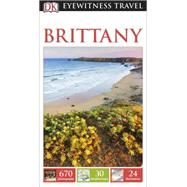 DK Eyewitness Travel Guide: Brittany by DK Publishing, 9781465426628