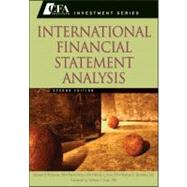 International Financial Statement Analysis (CFA Institute Investment Series) by Robinson, Thomas R.; Henry, Elaine; Van Greuning, Hennie; Broihahn, Michael A.; Cope, Anthony T., 9780470916629