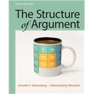 The Structure of Argument by Rottenberg, Annette T.; Winchell, Donna Haisty, 9781319056629
