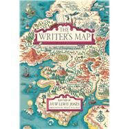 The Writer's Map by Lewis-jones, Huw; Pullman, Philip (CON), 9780226596631