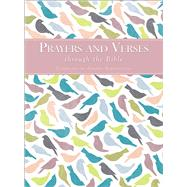 Prayers and Verses Through the Bible by Skevington, Andrea, 9780745976631