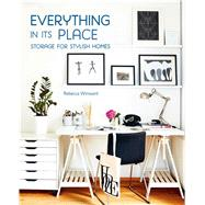 Everything in Its Place by Winward, Rebecca, 9781849756631