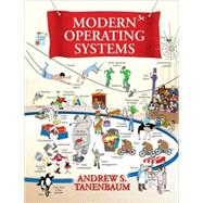 Modern Operating Systems by Tanenbaum, Andrew S., 9780136006633