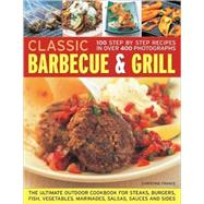 Classic Barbecue & Grill by France, Christine, 9781844766635