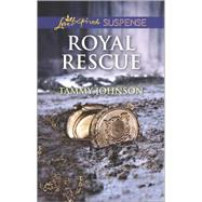 Royal Rescue by Johnson, Tammy, 9780373446636