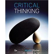 Critical Thinking with Connect Access Card by Moore, Brooke Noel; Parker, Richard, 9781259666636