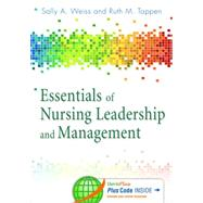 Essentials of Nursing Leadership and Management by Weiss, Sally A., R.N., 9780803636637