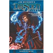 Jim Butcher's the Dresden Files Omnibus 1 by Syaf, Ardian; Conley, Chase; Booth, Brett; Butcher, Jim; Powers, Mark, 9781606906637