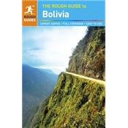 The Rough Guide to Bolivia by Meghji, Shafik ; Keeling, Stephen, 9781409356639