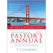 The Zondervan Pastor's Annual 2019 by Crabtree, T. T., 9780310536642
