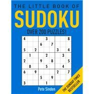 The Little Book of Sudoku by Sinden, Pete, 9781782436645
